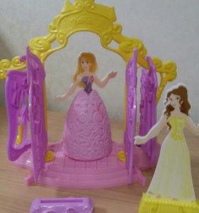 Play-doh Принцессы Дисней