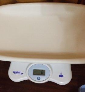Весы детские Tefal