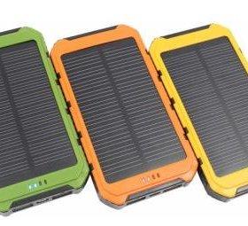 Solar power bank 12000 mAh новый с доставкой