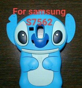 Чехол для Samsung Galaxy Duos GT-S7562