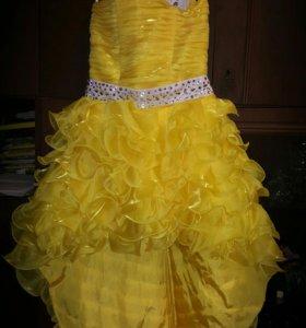Платье на рост 152