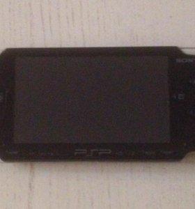 Знаменитая PSP и 3 игры