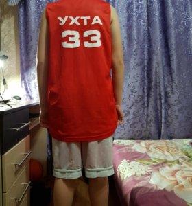 Экипировка баскетбольная