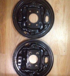 Щиты тормозные Hyundai/Kia 221мм