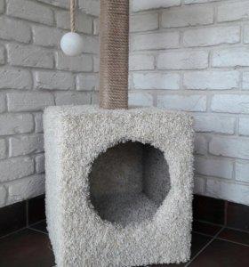 Когтеточка-домик