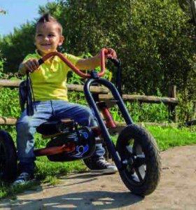 Веломобиль BERG Choppy (3-8 лет)