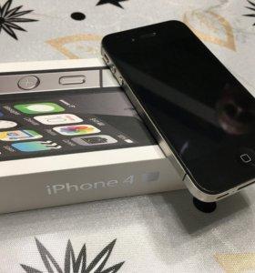 iPhone 4s, Black, 8 Gb