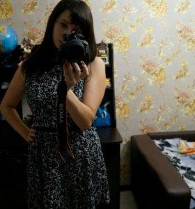 Платье 46-48 о