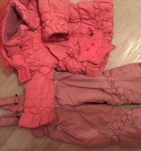 Комплект (комбинезон, куртка)