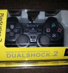 Геймпад Sony PS2 новый.