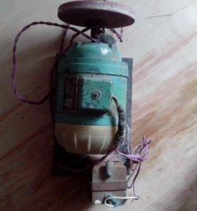 Точильный аппарат