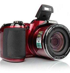 Фотоаппарат Nokia COOLPIX L 810
