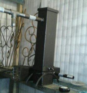 коптильня дымо генератор для копчения