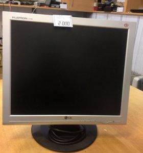 ЖК-монитор LG Flatron L1717SN