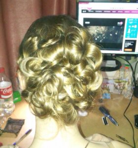Причёски,плетение кос