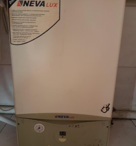 Газовый котел настенный б/у NEVA LUX 23кВт