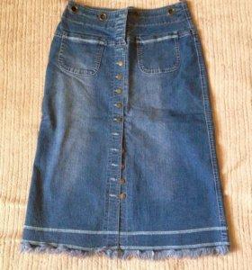Юбка джинсовая. Новая