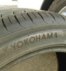 YOKOHAMA (Япония)4шт. Износ10%