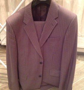 Новый мужской костюм fosp 52 р
