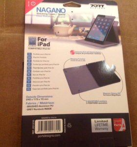Новый чехол для iPad Air