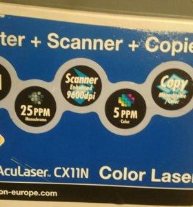 Принтер,сканер,копир (2 штуки)