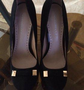 Новые туфли р.35