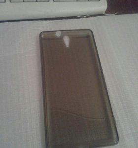 Бампер Sony C 6,0 дюймов