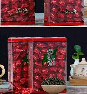 Улун чай 250г (зелёный)
