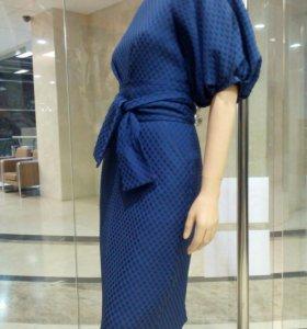 Платье стреч.