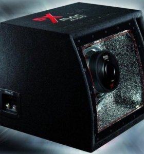 Новый сабвуфер Mac Audio SX112BP