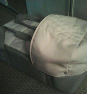 Переносную сумку для малыша