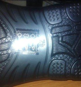 Обувь мкжская