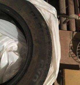 Резина 4 колеса на R14 175/65 ЛЕТНЯЯ