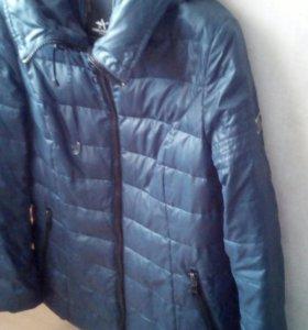 Продам куртка пуховичок