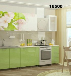 Кухня цветы фор.