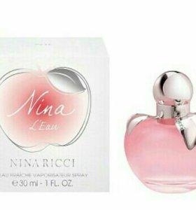 Nina L`eau NINA RICCI Туалетная вода