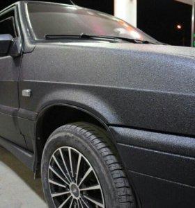 Покраска авто в ТИТАН
