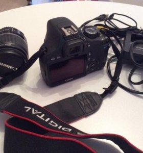 Canon 550 d kit 18-55
