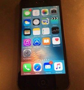 Айфон 5 на 16 g