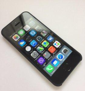 iPhone 5 черный 16Gb
