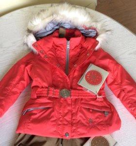 Куртка зимняя Poivre blanc новая