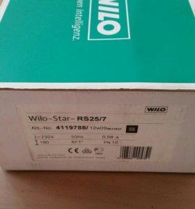 Насос Wilo Star RS 25/7