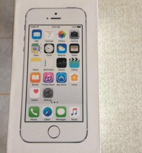 iPhone 16g silver