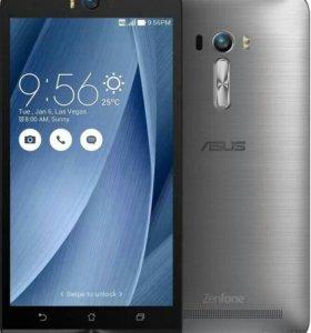 "5.5""Смартфон ASUS ZenFone 2 ZE551ML 16 ГБ серебрис"