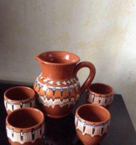 Глиняный набор