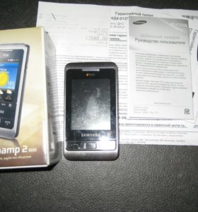 Samsung GT-C3332 двух симочный