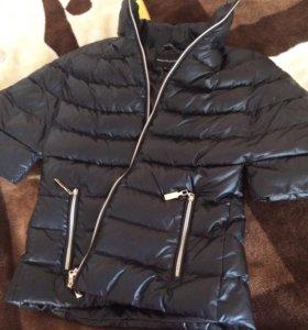 Куртка жилетка пуховая Gipnoz