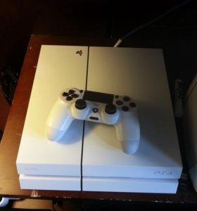 Sony PlayStation 4 White