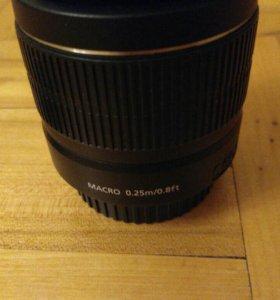 Canon 18-55 без стабилизации