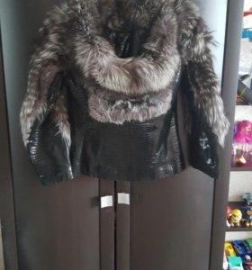 Куртка осень-зима р 42-44